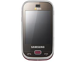 Samsung B5722 Price in the Philippines
